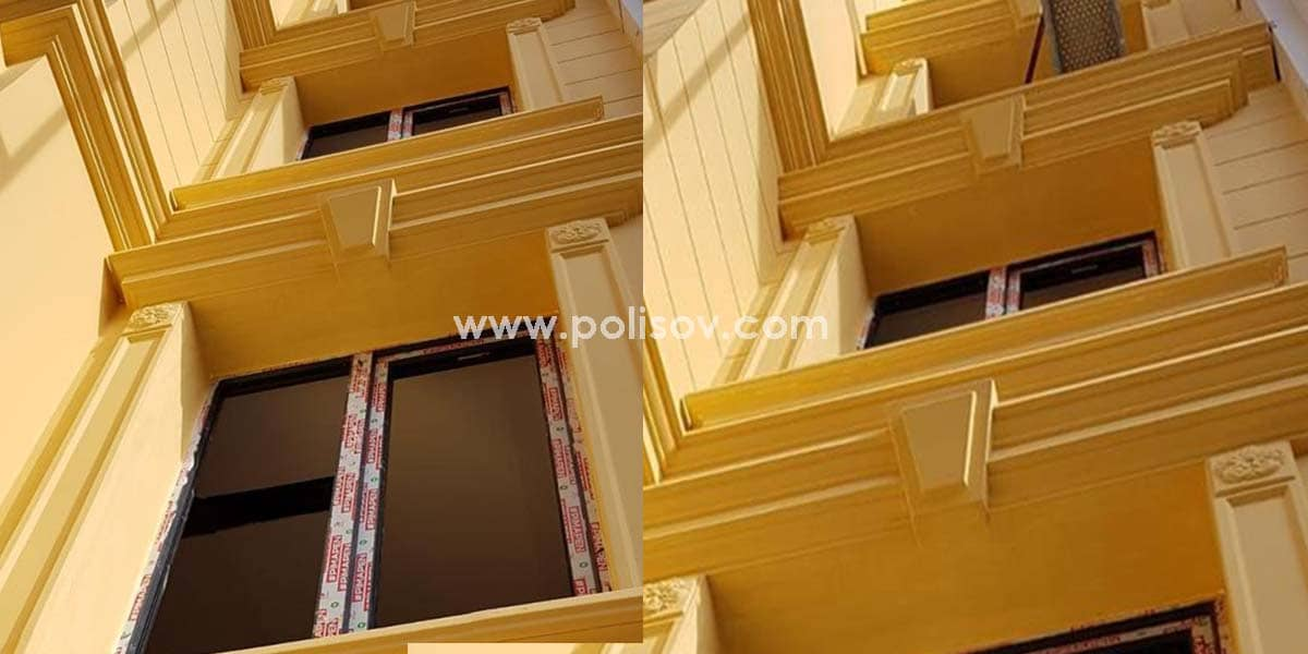 Polyurethane Window Models