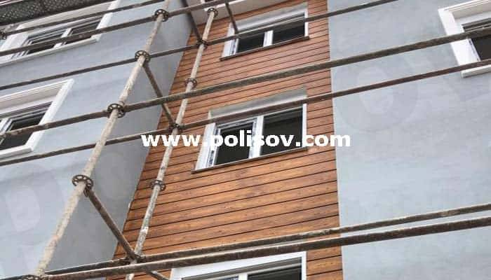 Wood Facade Cladding