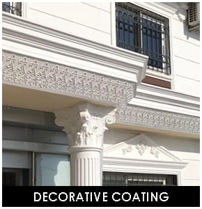 Polyurethane Decorative Coating