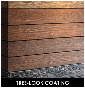 Polyurethane Tree-look Coating